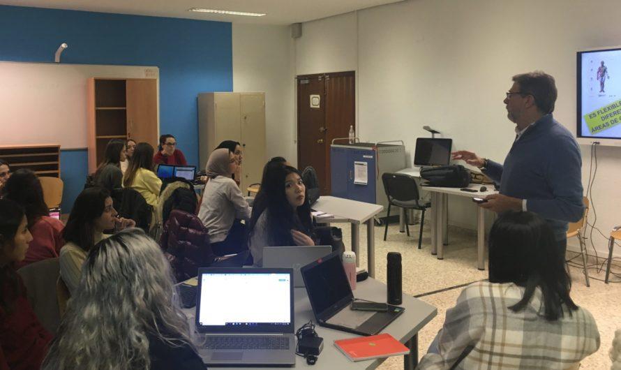 Seminario: Julio Cabrero (Realidad Aumentada)