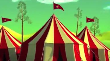 Cluedo, circo misterioso